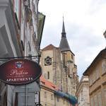 Apartments Pushkin,  Prague