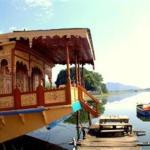 New Perfume Garden Group of Houseboat, Srinagar