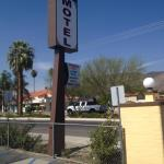 Hacienda Motel, San Jacinto