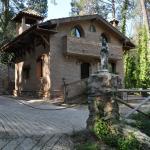 Hotel Pictures: Casa Rural Ermita Santa Maria de la Sierra, Arroyo Frio