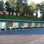 Alpine Motel,  Abingdon