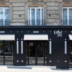 Hotel Eiffel Seine, Paris