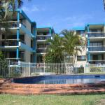 Surf Chalet Apartments,  Alexandra Headland