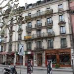 Hotel de Geneve,  Geneva