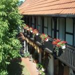 Hotel garni & Oma's Heuhotel 'Pension zur Galerie',  Barby
