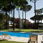 Villa Nocetta Roma, Rome