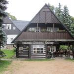 Penzion restaurace Dřevěnka, Harrachov