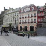 U Tří jehňátek,  Karlovy Vary