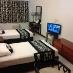 Jupiter Suites, Manila
