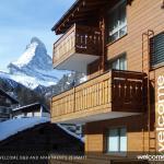 Haus Welcome,  Zermatt