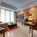 Abidos Hotel Apartment Al Barsha, Дубай