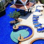 Kata Poolside Resort, Kata Beach