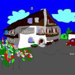 Pension Klotznerhof, Schenna