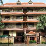 Palm Palace Villa & Apartment,  Phnom Penh