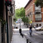 Hostal Miguel Angel, Madrid