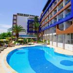 Gardenia Hotel,  Alanya