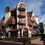 Hotel Binnenhof, Knokke-Heist