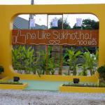 Ruen Narisra Resort,  Sukhothai