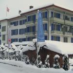 Parkhotel Bellevue, Lenk
