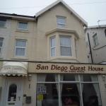 San Diego Guest House, Blackpool