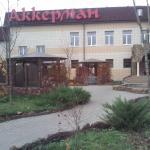 Hotel Akkerman, Oryol