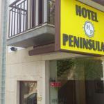 Hotel Peninsular, Caldelas