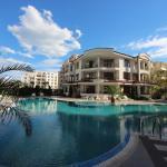 Menada Chateau Valon Apartment, Sunny Beach