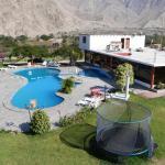 Hotel Sol de Luna, Lunahuaná