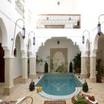 Les Jardins Mandaline, Marrakech