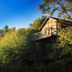 Domy na Drzewach - Dolina Charlotty, Strzelinko