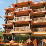Sun Tara Beach Resort,  Kovalam