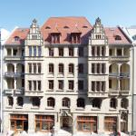 Apartmenthotel Quartier M, Leipzig
