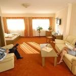 Hotel Bavaria, Abda