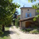 Chambres d'hôte les Jardins de Prasserat,  Vallon-Pont-d'Arc