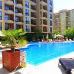 Menada Harmony Suites Apartment,  Sunny Beach