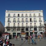 Hostal Americano, Madrid