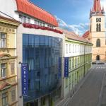 EA Hotel Crystal Palace, Prague