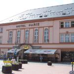Hotel Paříž,  Jičín