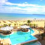 Menada Apartments in Golden Rainbow, Sunny Beach