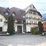 Hotel Cerbul,  Statjunea Borsa