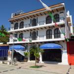 Hotel Casa Vieja, Puerto Escondido