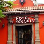 Hotel Escorial, La Serena