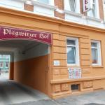 Hotel & Pension Plagwitzer Hof, Leipzig