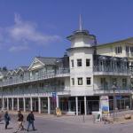 Strandpalais Luise von Preussen, Zinnowitz