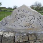 Agli Antichi Trulli B&B In Masseria, Alberobello
