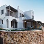 Eolia Luxury Villas,  Pýrgos