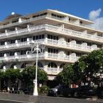 Hotel Tiare Tahiti, Papeete