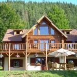 Veresko Villa, Lacu Rosu