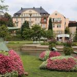 Hotel Pictures: Villa Thea Kurhotel am Rosengarten, Bad Kissingen