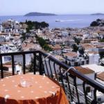 Villa View To The Sea, Skiathos Town